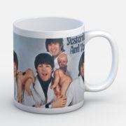 Beatles Inmortales Raro - Jarro de cerámica personalizado