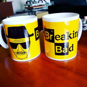 Breaking Bad - Jarros personalizados