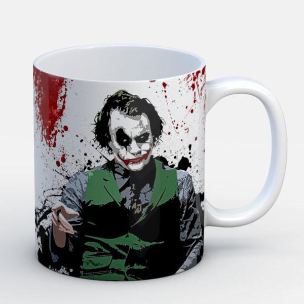 Joker - Jarro personalizado de cerámica