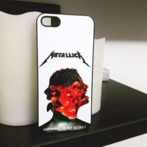 Metallica 2016 - Skin personalizado para celular